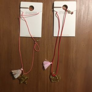 NWT Set of 2 Gymboree Necklaces